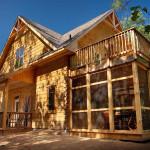 4 season eco-cottage - luxury cottage on the Ottawa River